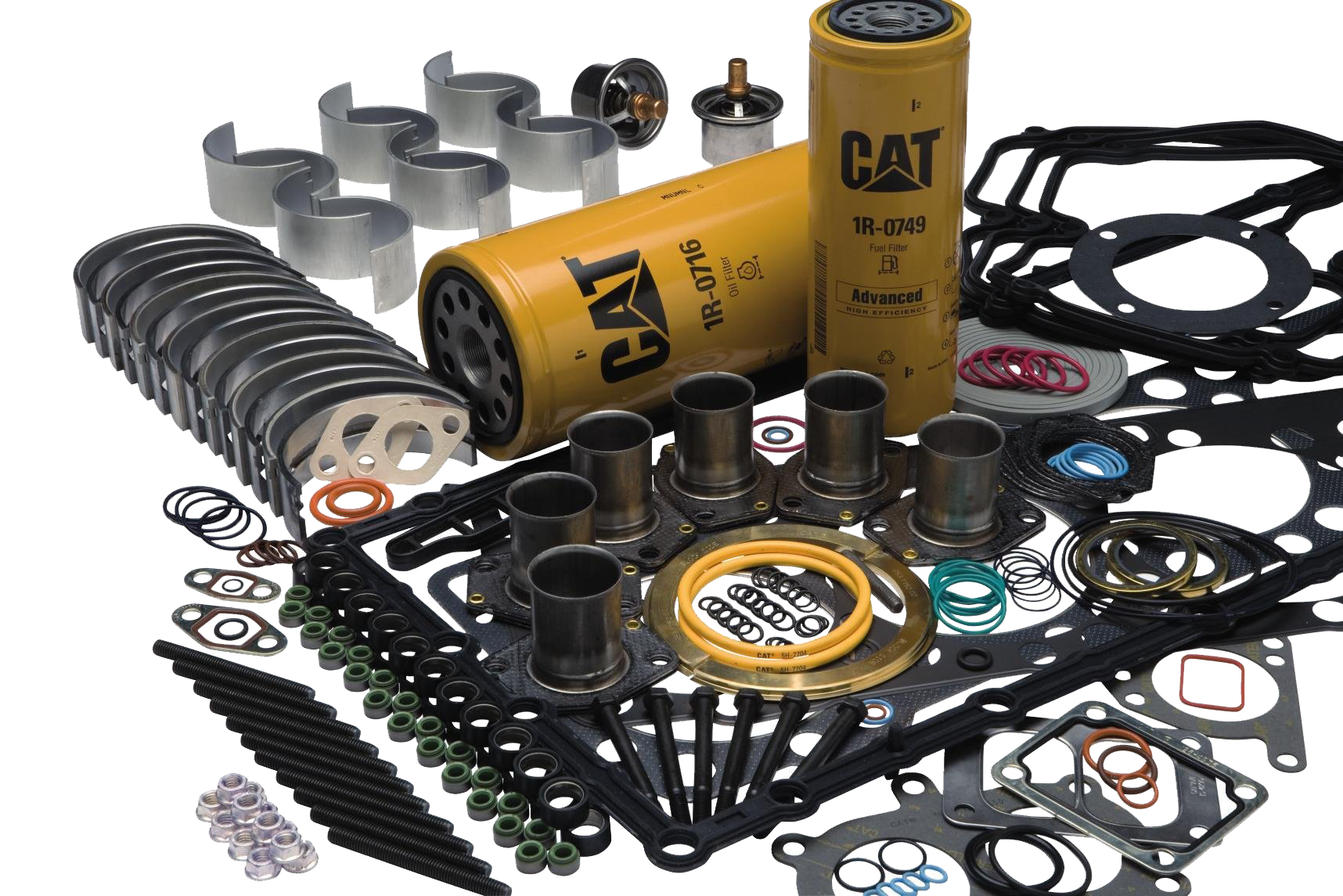 Caterpillar Engine Parts : Strm technical society of repair machines and tractors